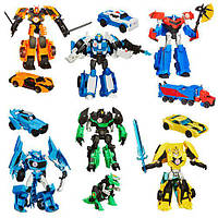Роботы под прикрытием (Transformers robots in disguise)
