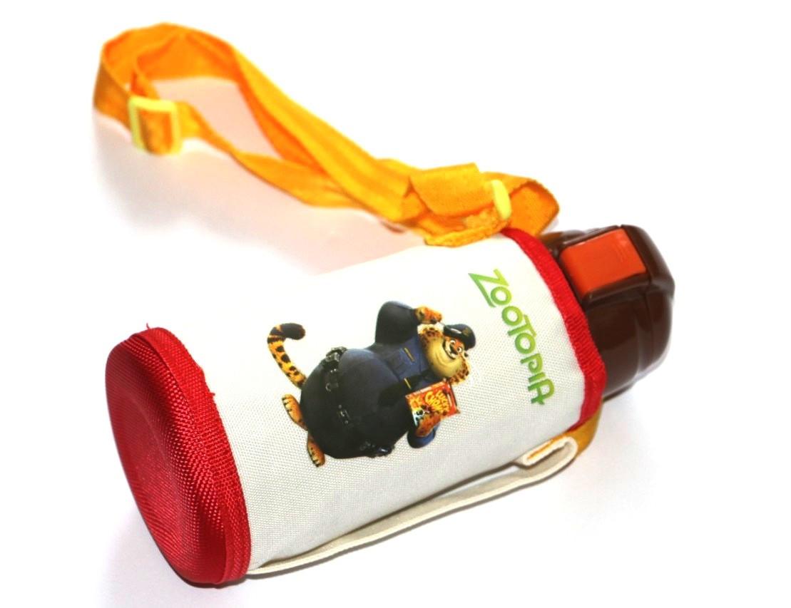 Дитячий Термос з чохлом Zootopia