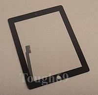 Сенсорное стекло (Touch screen) iPad 3 / iPad 4 черное