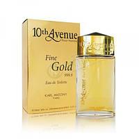 Karl Antony 10 Avenue Fine Gold 100 мл - мужская туалетная вода