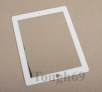 Сенсорное стекло (Touch screen) iPad 3 / iPad 4 белое