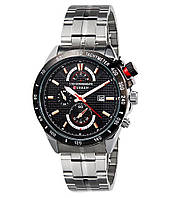 Мужские кварцевые наручные часы Curren 8148 подарочная упаковка, устойчив к царапенам, влагозащита