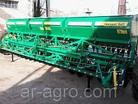 Сеялка зерновая Harvest 540 (Харвест 540) аналог СЗ-5,4 с увеличенным бункером