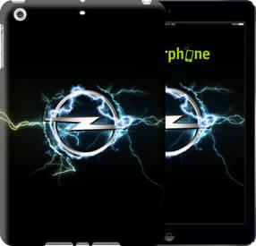 """Чехол на iPad 5 (Air) Opel. Logo v2 """"3133c-26-450"""""""