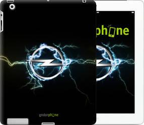 """Чехол на iPad Pro 12.9 Opel. Logo v2 """"3133u-362-450"""""""