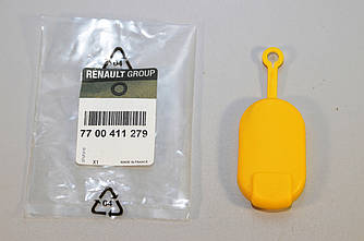 Кришка бачка омивача на Renault Trafic II 2001->2014 — Renault (Оригінал) - 7700411279