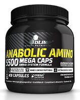 Аминокислоты Olimp  Anabolic Amino 5500 Mega Caps 400 caps