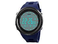 Водонепроникні спортивні чоловічі годинники Skmei  Синій