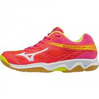 Волейбольные кроссовки женские Mizuno Wave Thunder Blade (V1GC1770-46) SS18, Размер UK 5.5
