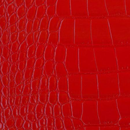 Крокодил красный лак K-562