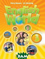 Bowen M. English World 3. Pupil`s Book with eBook