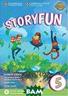 Storyfun 5. Student`s Book with Online Activities and Home Fun Booklet