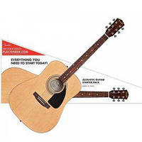 Гитарный набор FENDER FA-115 DREADNOUGHT PACK NATURAL