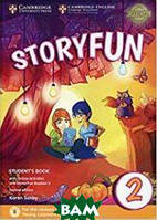 Storyfun for Starters. Level 2. Student`s Book with Online Activities and Home Fun. Booklet 2
