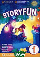 Storyfun for Starters. Level 1. Student`s Book with Online Activities and Home Fun. Booklet 1