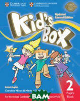Nixon Kid`s Box Level 2 Pupil`s Book British English