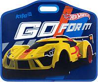 Папка-портфель А3 KITE Hot Wheels HW14-208K пластиковая, на липучке