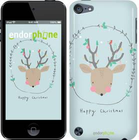 """Чехол на iPod Touch 5 Happy Christmas """"4185c-35-450"""""""