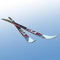 Беговые лыжи TISA Sport Step-N91312 с креплением 215 см