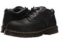 Туфли (Оригинал) Dr. Martens Work Hylow Steel Toe Black, фото 1