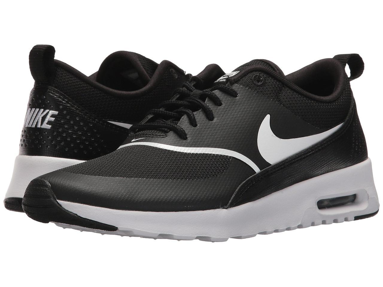 0aff3f82765b Кроссовки Кеды (Оригинал) Nike Air Max Thea Black White 2, цена 2 ...