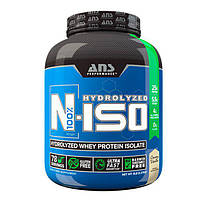 Изолят сывороточного протеина ANS Performance N-ISO 100% Hydrolyzed сливочная ваниль 2,27 кг