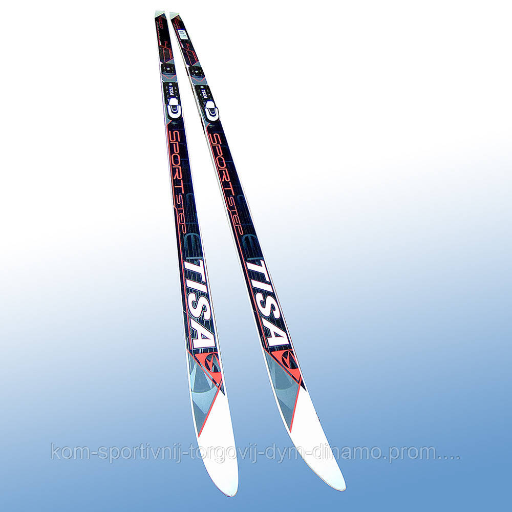 Беговые Лыжи TISA Sport Step-N91312 180 См с Креплением — в Категории