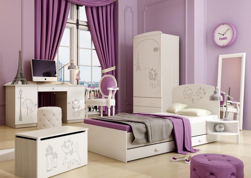 """Комплект мебели для девочки """"Мари"""""""