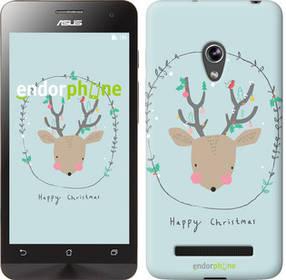 """Чехол на Asus Zenfone 5 Happy Christmas """"4185c-81-450"""""""