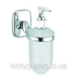 Дозатор жидкого мыла настенный 200мл