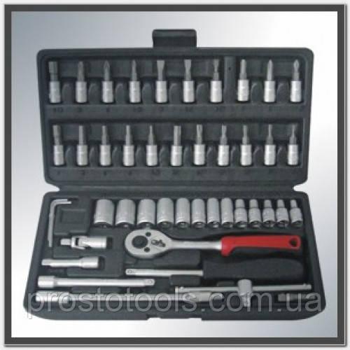 Набор инструментов 46 ед. Grand Tool  890046