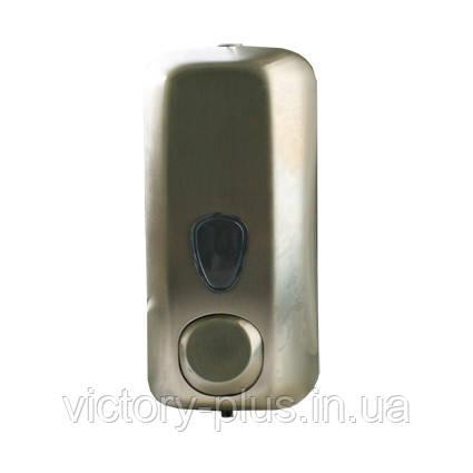 Дозатор жидкого мыла 550мл INOX
