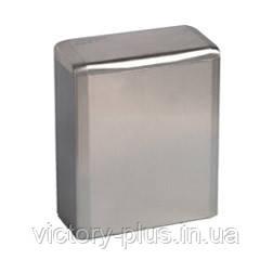 Корзина металлическая с крышкой 6л
