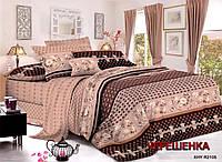 Семейный набор хлопкового постельного белья из Ранфорса №357 Черешенка™