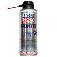 Оружейное масло-спрей Liqui Moly GunTec Waffenpflege-Spray 0.2 л.