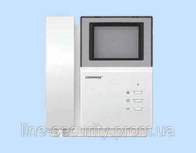 Видеодомофон Commax DVP-4PN - Line Security в Черкассах