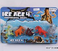 Набор игрушек ледниковый период