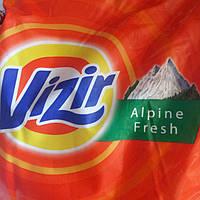 Стиральный порошок Vizir alpine fresh 4500 г, 60 стирок