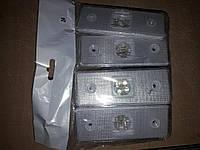 Габаритні вогні для вантажівок білі 24V LED L, Ліхтар габаритний причепа, габарити, фото 1