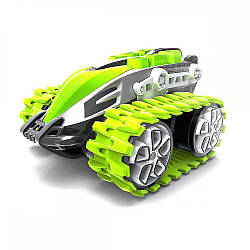 "Машинка на р/у ""NanoTrax"" зелёный, (3шт. х АА бат. - нет в компл.)"