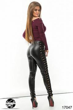 Модні водолазки жіночі зі шнурівкою, від 42 до 56