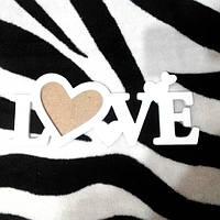 Love с фоторамочкой