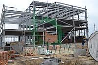 Нестандартные конструкции, Металлические конструкции, Каркасные сооружения, Изготовление металлоконструкций