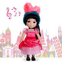 Поющая  кукла Дисней /''it's a small world'' France Singing Doll - 16''