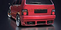 Задний бампер для Fiat UNO 1983-1995