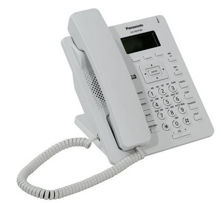 IP телефон Panasonic KX-HDV100RU, фото 2
