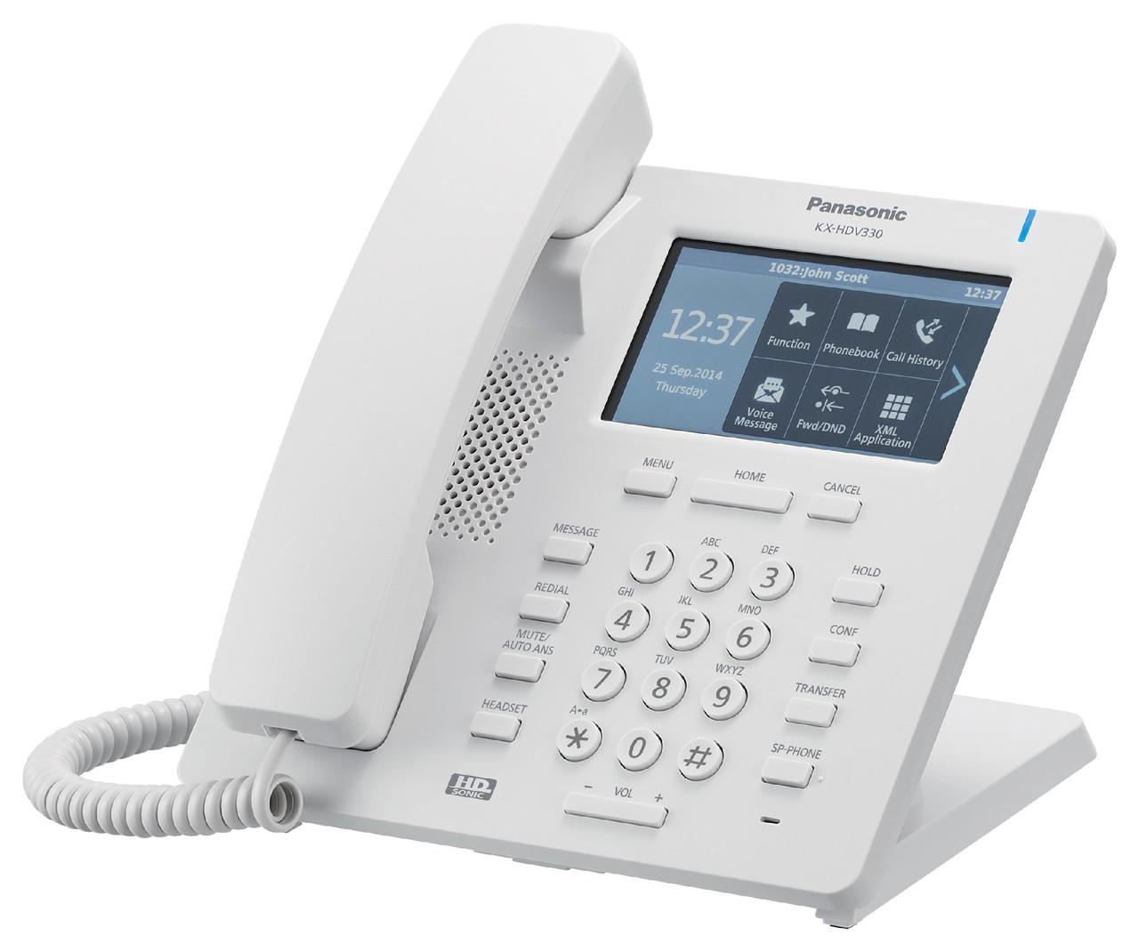 IP телефон Panasonic KX-HDV330RU