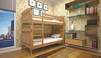 Кровать ТИС Трансформер-5 90*200 дуб