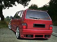 Накладки на пороги для Fiat UNO 1983-1995