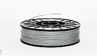 PLA пластик для 3D печати,1.75 мм, 0.75 кг 0.75, серый
